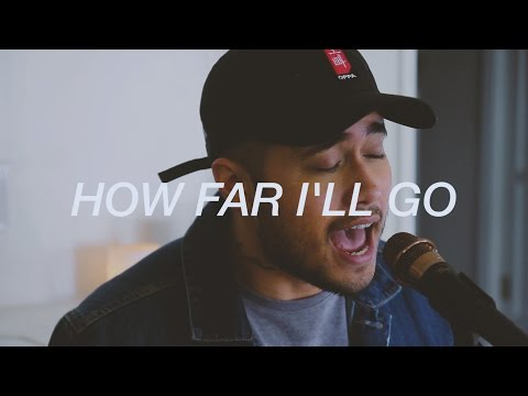 How Far I'll Go - Alessia Cara(Cover by Travis Atreo)