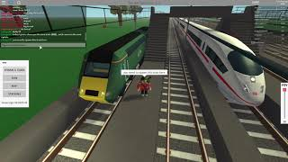 Roblox Terminal Railways -ÖBB Train-