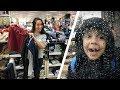 OFERTAS DE ROUPAS NA PRIMARK E DIA DE CHUVA!! Daily Vlog Família Brancoala, Laura, Maikito, Craudete