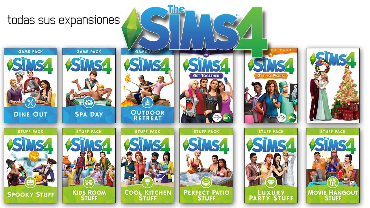 Descargar Los Sims 4 para (PC) v1.65.70 con Todas las ...
