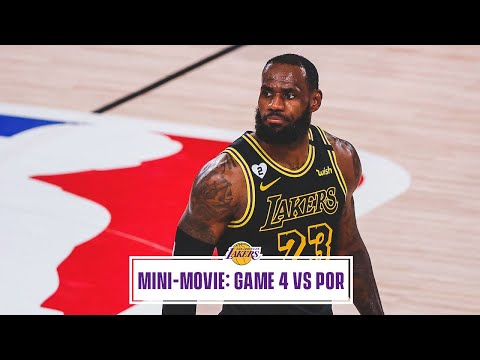 mini-movie:-lakers-remember-kobe,-dominate-on-8/24