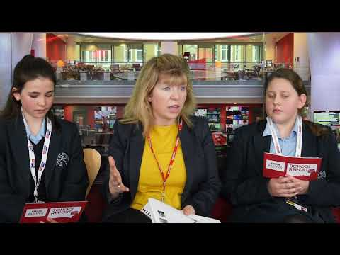 Maria Caulfield Interview with Chailey School.