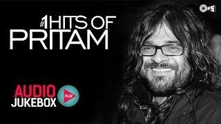 #1 Hits of Pritam - Audio Jukebox - Best Pritam Songs Non Stop