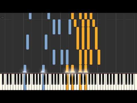 Archer's Theme (from Star Trek: Enterprise Music OST) - Piano tutorial
