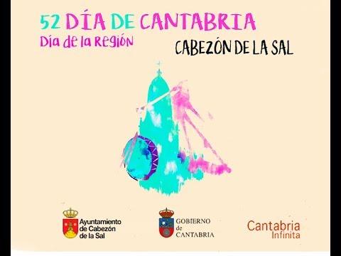 Día de Cantabria 2018 en Cabezon de la Sal