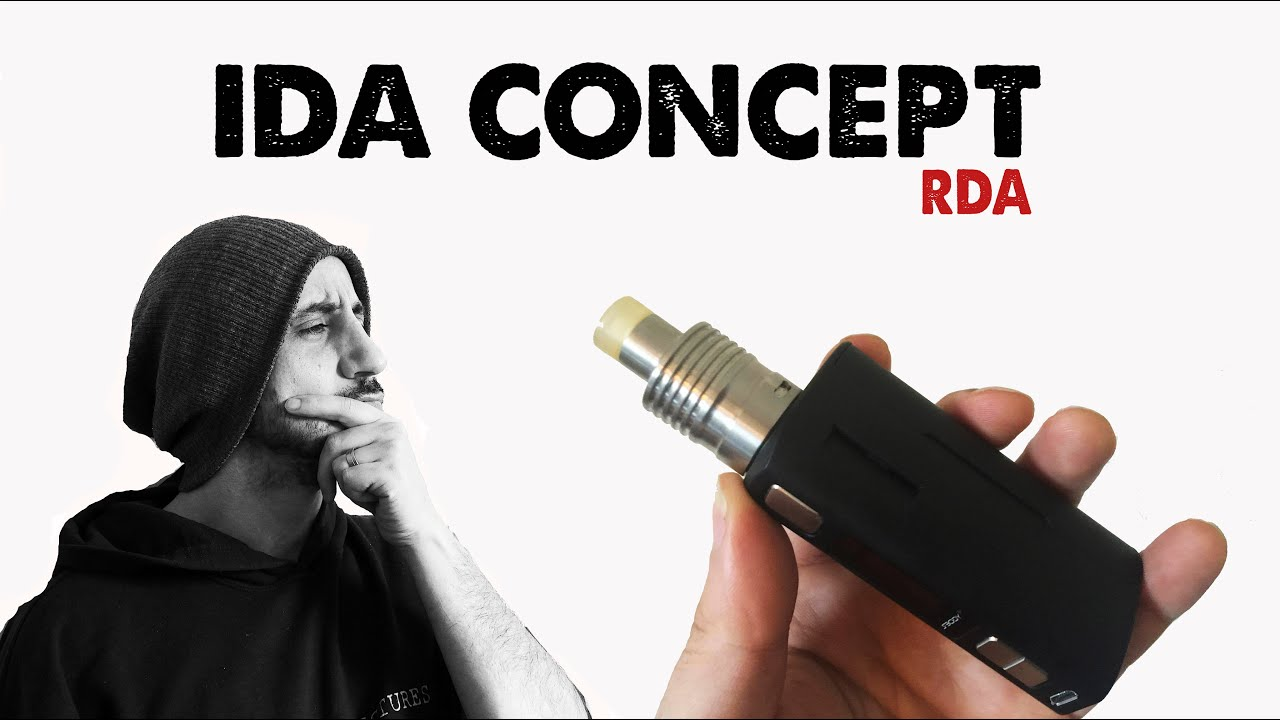 IDA Concept RDA by A Bloody Good Vaping
