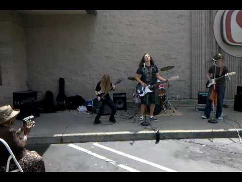 The Left Overs Live Safeway - Teen Spirit - Nirvanna cover
