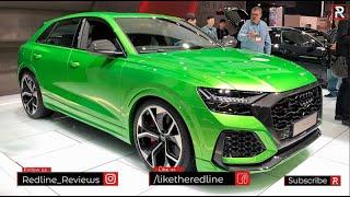 2020 Audi RS Q8 – Redline: First Look – 2019 LA Auto Show