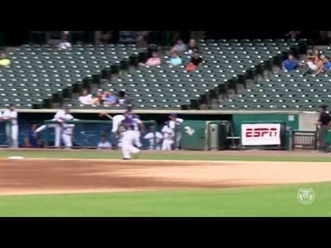 Baseball: Brad Dillenberger Catch