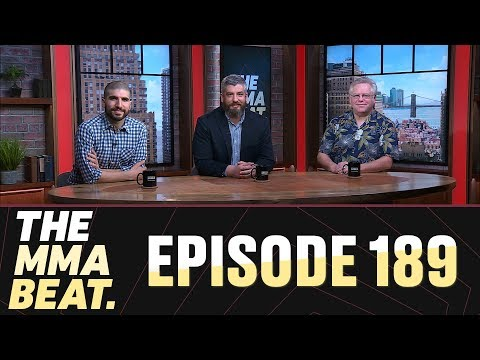 The MMA Beat: Episode 189