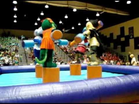 Celebrity Mascot Games | The Central Florida Top 5