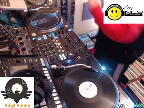 Vinyl Vinnie @ OOS Radio 100