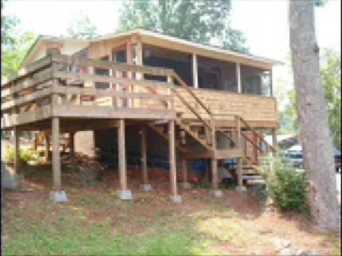 Driftwood Cabin A Norris Lake Tennessee Vacation Rental
