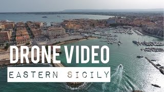 [DRONE VIDEO] Eastern Sicily, Italy