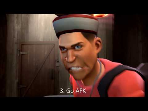 Yet Another 100 Ways to Die in Team Fortress 2 [SFM]