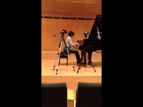 Alba Ventura recording