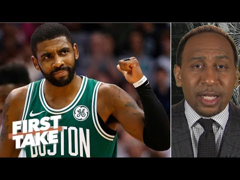 I wouldn't offer Kyrie Irving a max deal right now – Stephen A. | First Take