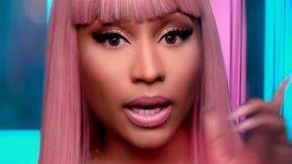 Nicki Minaj - The Night Is Still Young Makeup Tutorial