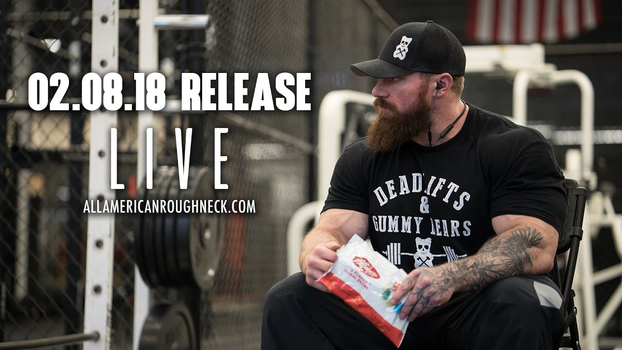 All American Roughneck 2-23 Apparel Release - YouTube