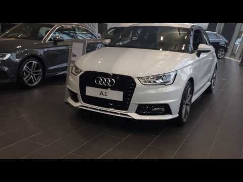 2017 Audi A1 - Exterior and Interior Walkaround