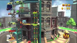 Burger Time: World Tour - Demo Gameplay