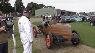 Shuttleworth RACE DAY 07/09/2018.