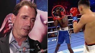 Леффлер в очередной раз коснулся темы допинга/ Назван худший боксер в мире!