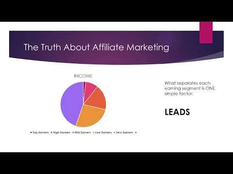 The Biggest Secret of Affiliate Marketing – September 2017
