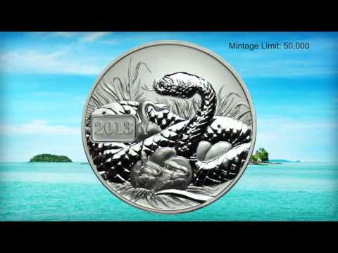 Tokelau Lunar Family series of Silver Coins at ModernCoinMart (MCM)