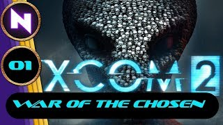 XCOM2 War of the Chosen Campaign #1 A COUPLE OF TRIES