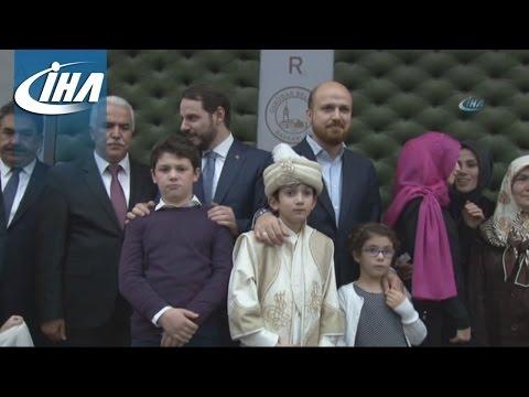 Cumhurbaşkanı Erdoğan'ın Ailesi, Şehit Oğullarının Sünnetine Katıldı