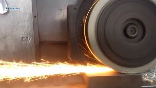 surface grinding machine   How to Use   surface Grinder Machine operation