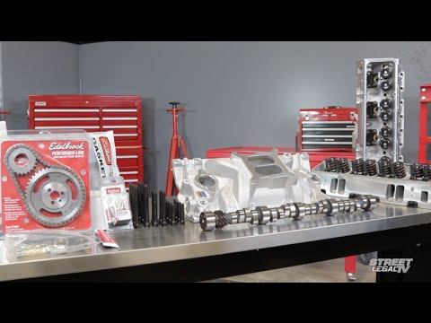 No Guesswork: The Edelbrock Total Power Package System