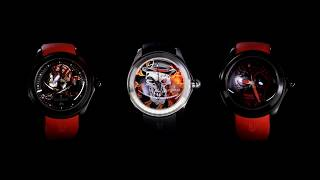 Corum Bubble Halloween Watches - Be Spooky, Be Bubble!