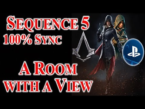 Assassin's Creed: Syndicate – Sequence 5 – A Room with a View – 100% Sync [1080p]