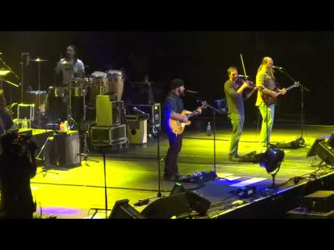 Zac Brown Band (C2C 2014) - Who Knows Live at The O2 Arena London
