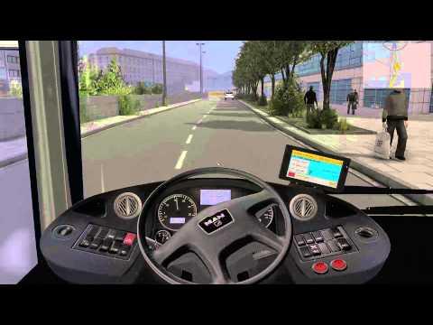 city bus simulator münchen #1