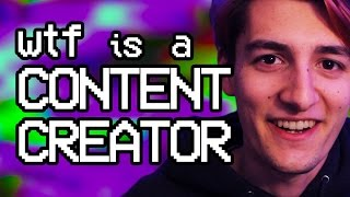 What is a Content Creator???