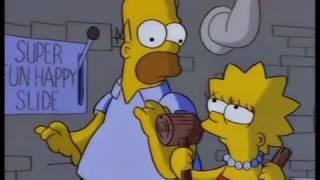 Treehouse of horror IV: Bart Simpson's Dracula part 2/2