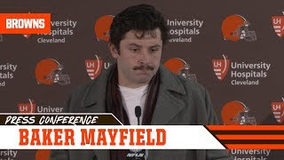 Baker Mayfield Reacts to Loss vs. Broncos | Cleveland Browns