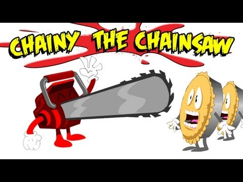 ORANGE APPROVED: Chainy The Chainsaw