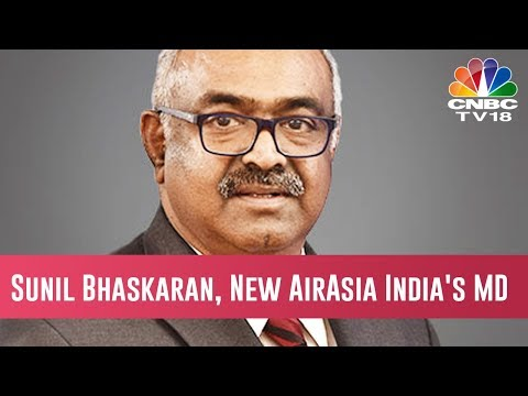 AirAsia India Names Tata Steel's Sunil Bhaskaran As Its MD, CEO | After The Bell