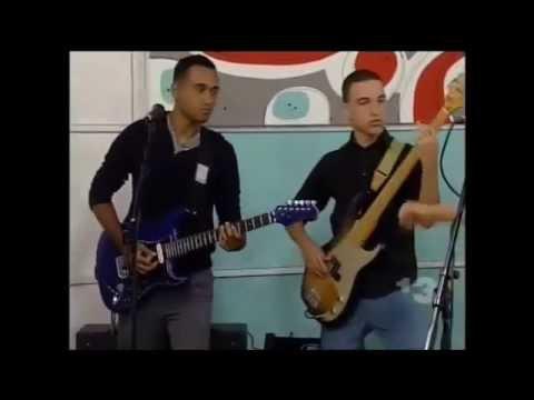 Como tu ninguna - Aurel y Fuera de Servicio Band ( En vivo) Canal 13