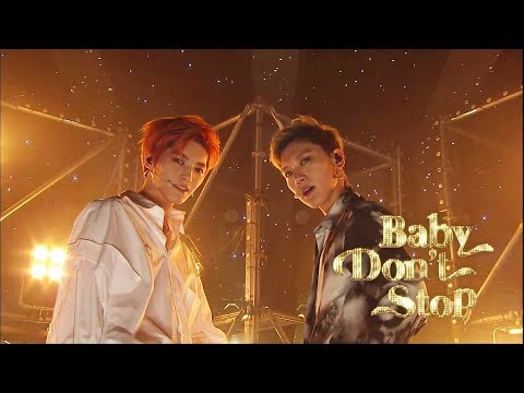 《SEXY》 NCT U - BABY DON'T STOP At Inkigayo 180304