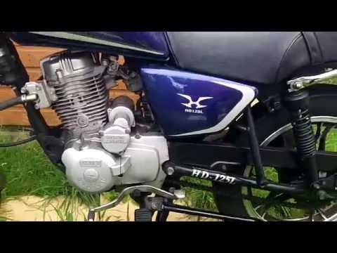 Hartford HD 125 update