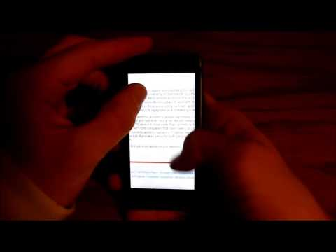 HTC Evo Design 4G (Boost Mobile) Review Part 1