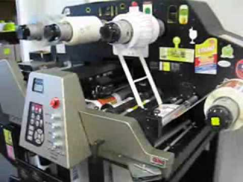 Digital Printing System By Label Print Systems Australia
