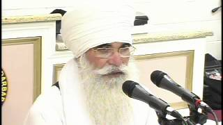 Gurbani Updesh. Giani Punjab Singh @ Carteret NJ. Record by Amrik Singh Carteret NJ.