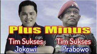 Download Video Keunggulan Kelemahan Djoko Santoso dan Erick Tohir MP3 3GP MP4