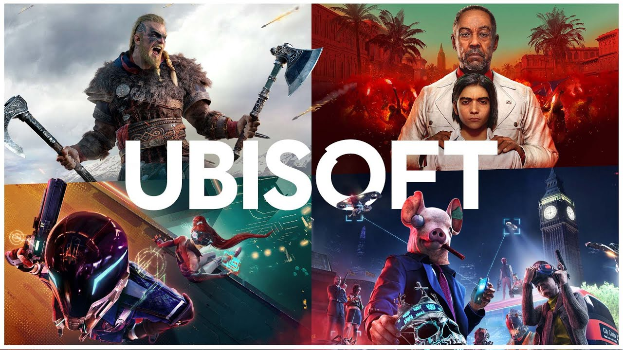 UBISOFT FORWARD NEW UPCOMING GAMES! Rainbow 6 Extraction, Farcry 6, Riders Republic & more! (LIV